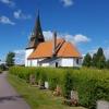 Bilder från Venjans kyrka