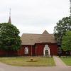 Bilder från Sundborns kyrka