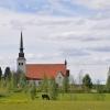 Bilder från Åmots kyrka