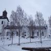 Bilder från Järvsö kyrka