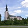 Bilder från Hamrånge kyrka