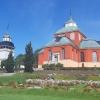 Bilder från Ulrika Eleonora kyrka
