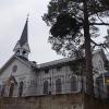 Bilder från Ljusne kyrka