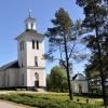 Bilder från Hässjö kyrka