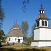 Bilder från Viksjö kyrka