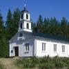 Bilder från Lungö kapell