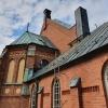 Bilder från Alnö nya kyrka
