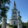 Bilder från Stöde kyrka
