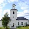 Nordingrå kyrka, 9 augusti 2019. Foto: Åke Johansson.
