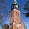Bilder från Örnsköldsviks kyrka