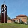 Bilder från Gullängets kyrka