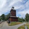 Bilder från Grundsunda kyrka