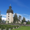 Bilder från Rödöns kyrka