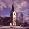 Bilder från Gåxsjö kyrka