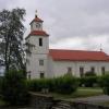 Bilder från Gäddede kyrka