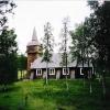 Bilder från Sjoutnäsets kapell