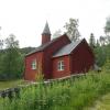 Bilder från Vikens kapell