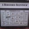 Bilder från A Hereford Beefstouw