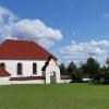Bilder från Ovikens gamla kyrka