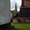 Bilder från Ovikens nya kyrka