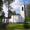 Bilder från Åsarne nya kyrka