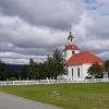 Bilder från Klövsjö kyrka