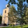 Bilder från Östersunds gamla kyrka