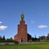 Bilder från Stora kyrkan i Östersund