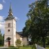 Bilder från Marieby kyrka