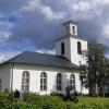 Bilder från Kyrkås nya kyrka