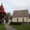 Bilder från Norderö kyrka
