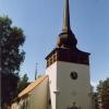 Bilder från Norrfors kyrka