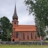 Bilder från Bureå kyrka