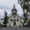 Bilder från Skellefteå landsfg:s kyrka