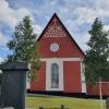 Bilder från Kalix kyrka