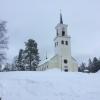 Bilder från Töre kyrka