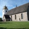 Bilder från Nederluleå kyrka