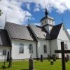 Bilder från Piteå kyrka