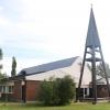 Bilder från Rosviks kyrka