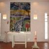 Bilder från Årsta kyrka