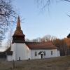 Bilder från Simonstorps kyrka
