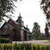 Bilder från Huskvarna kyrka