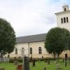 Bilder från Adelövs kyrka