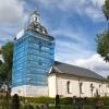 Bilder från Linderås kyrka