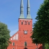 Bilder från Växjö domkyrka
