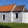 Bilder från Hemmesjö gamla kyrka