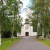 Bilder från Skogslyckans kyrka