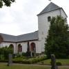 Bilder från Glostorps kyrka