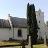 Bilder från Stora Råby kyrka