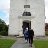 Bilder från Gällinge kyrka